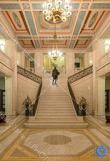 Staircase at Stormont